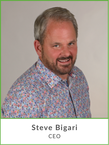 Steve Bigari CEO Headshot